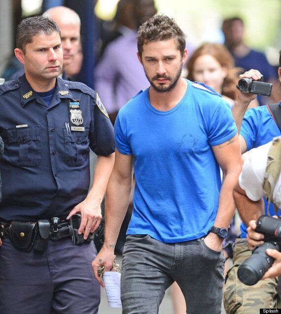 Shia LaBeouf Arrested In New York For 'Disorderly Conduct' At Performance Of 'Cabaret' On Broadway