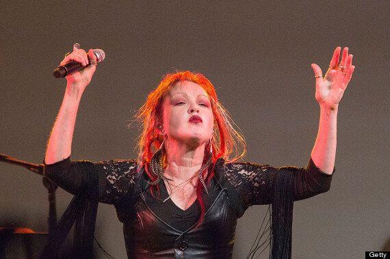 Miley Cyrus, Robin Thicke VMAs Performance 'Glorified Date Rape', Cyndi Lauper Suggests