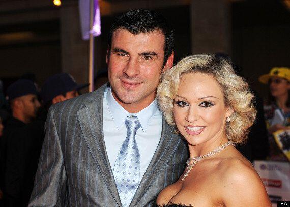 'Strictly Come Dancing' Couple Joe Calzaghe And Kristina Rihanoff