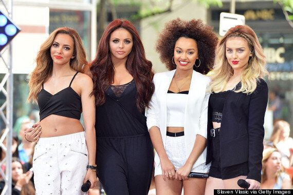 Little Mix's Jade Thirlwall And Jesy Nelson Split From Diversity Dancer Boyfriends Ahead Of US