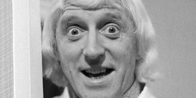 File photo dated 01/01/1972 of Jimmy Savile visiting the patients and staff of Leeds General Infirmary...