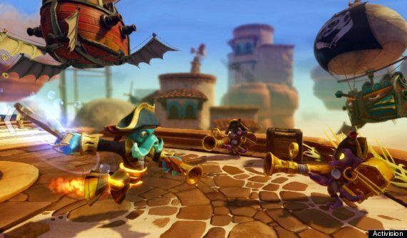 'Skylanders: Swap Force' Preview: We Play Test Activision's New Toys 'N' Games