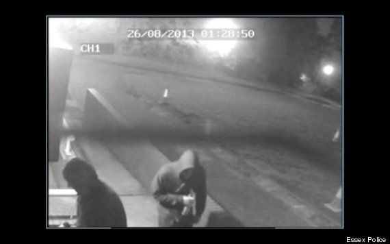Harlow Islamic Centre Arson Attack CCTV Released By