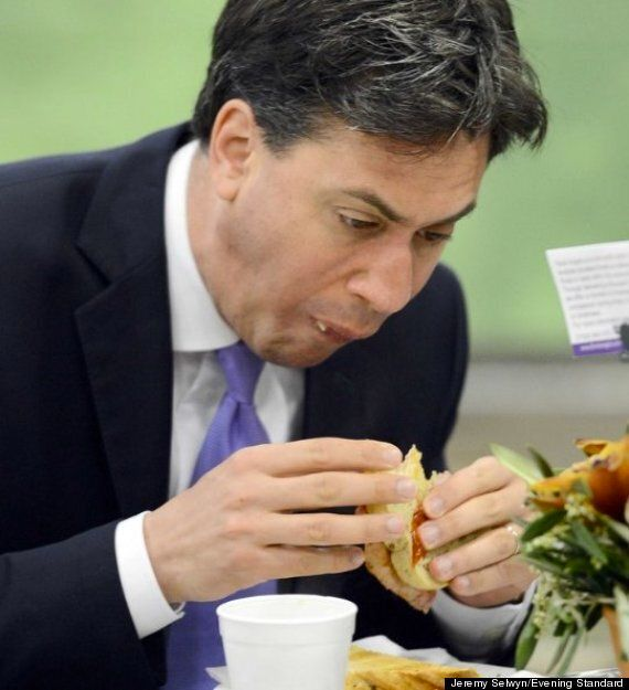 Ed Miliband Answers His Critics: 'Weird', Bacon Sarnie Munching, 'Red Ed' Hits