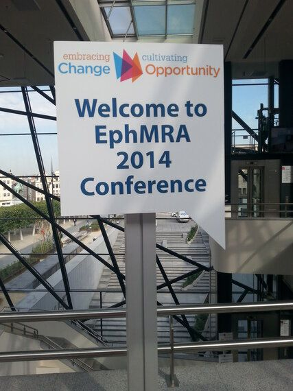 A Personal View of This Year's EphMRA Annual