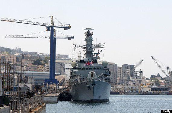 Spain 'Bans Exports To Gibraltar' As Diplomatic Row