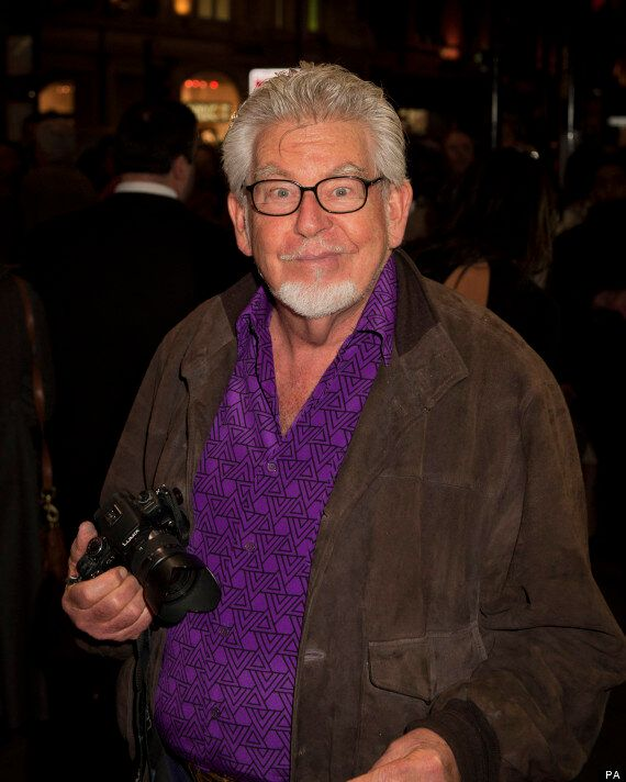 Rolf Harris To Be Charged With Nine Counts Of Indecent