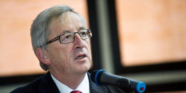 Juncker! Juncker! Stick It Up Your