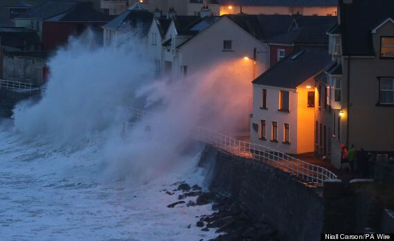 UK Weather: Flooding Misery To Increase As More Rain And Wind