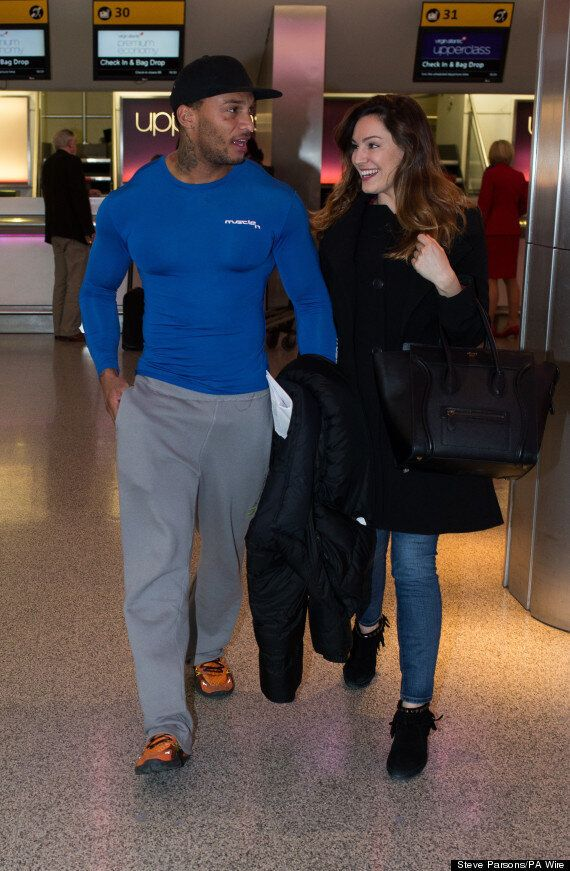 Kelly Brook's Fiancé David McIntosh Addresses 'Cheat' Claims, Says He Isn't Using His Relationship For...