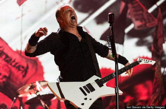 Glastonbury 2014: Metallica Rock The Pyramid Stage In Headlining 100-Minute Set