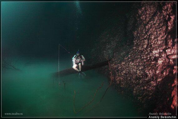 'Underwater River' Photos By Anatoly Beloshchin Will Blow Your Mind