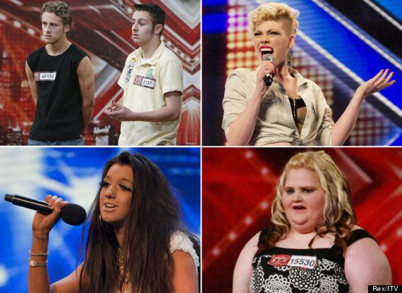 X Factor's 30 Worst Auditions Ever: From Ant And Seb To Chloe