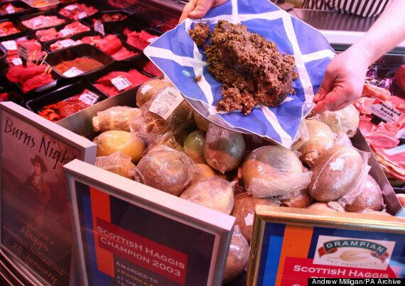 Scottish Economy Could Be Given Unlikely Boost - If US Haggis Ban Is