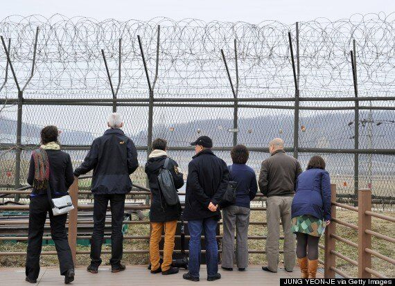 US Tourists On Trial For 'Hostile Acts' In North