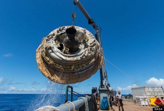 NASA Successfully Tests Flying Saucer Destined (Maybe) For