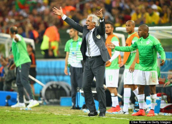 World Cup 2014: Algeria Coach Vahid Halilhodžić Angry At Ramadan