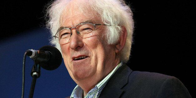 Nobel Laureate Seamus Heaney (pictured) and internationally acclaimed uilleann piper Liam O'Flynn perform...