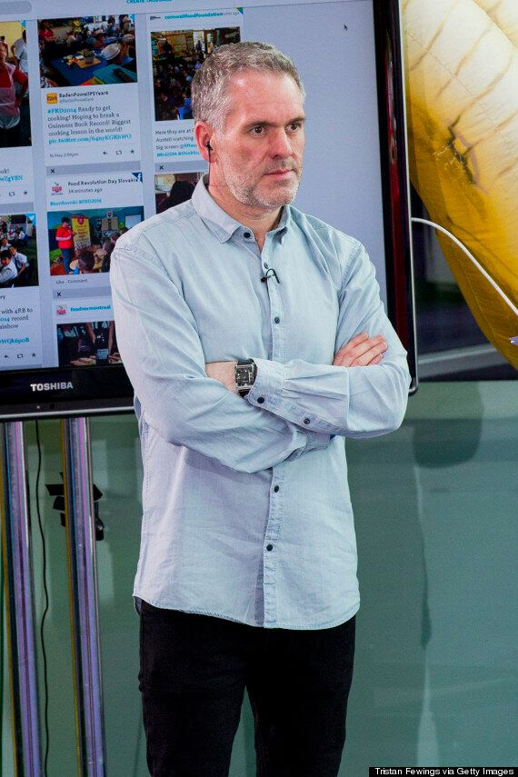 Chris Moyles 'Retired' From Showbiz Just Months After Tax Avoidance Scandal, And Has His Eye On Cara