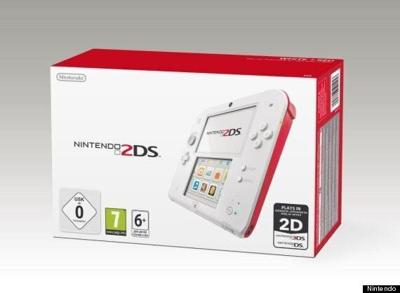 'Nintendo 2DS' Preview: We Play Test The New Non-3DS