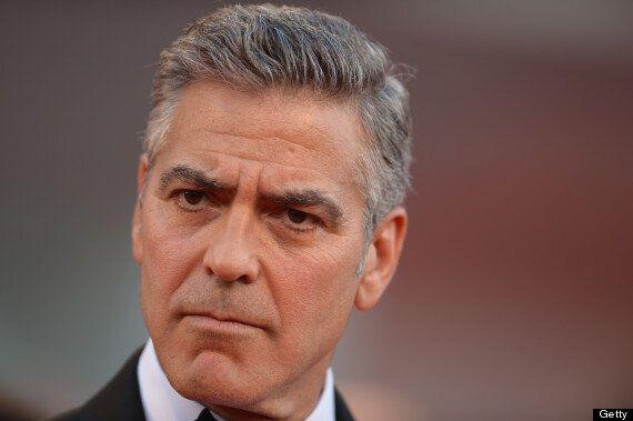 George Clooney's Spy Satellite Over Sudan Revealed At Venice Film