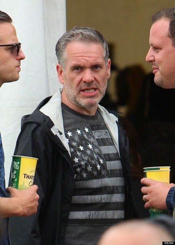 Chris Moyles Is Almost Unrecognisable At Glastonbury After Shedding The Pounds