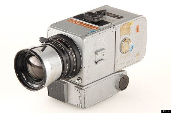 Moon Camera: Only Apollo 'Hasselblad' To Come Back To Earth To Be Auctioned For JUST