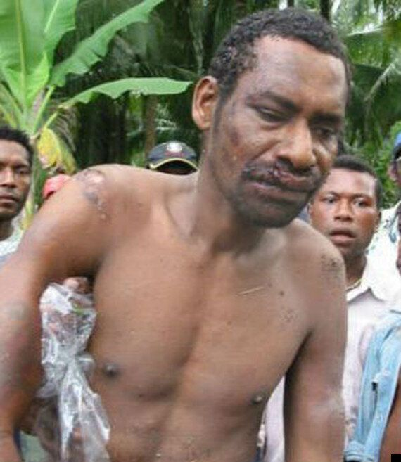 Steven Tari, Cannibal Cult Leader 'Black Jesus', Hacked To Death In Papua New