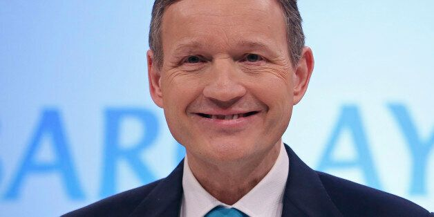 Antony Jenkins, chief executive officer of Barclays Plc, poses for a photograph following the company's...