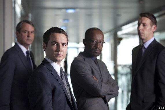 'Line of Duty' Star Martin Compston Steps Back Into His Role Of Policing The Police For Series