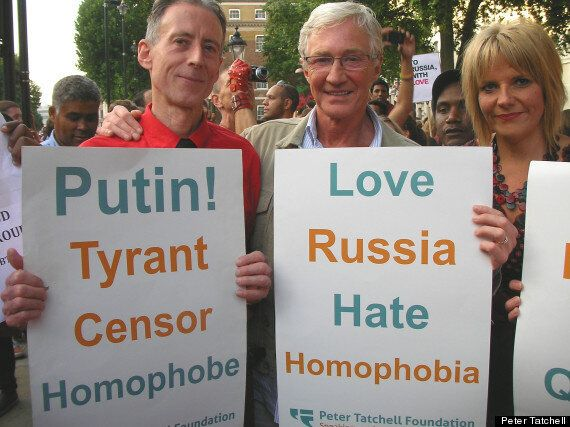If Homophobia Was a Winter Olympic Sport, Russia Would Be a Gold Medal