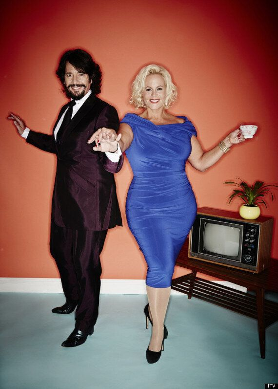 Stepping Out: Will ITV's 'Strictly Come Dancing Meets Mr & Mrs' Be Lifted Up In The