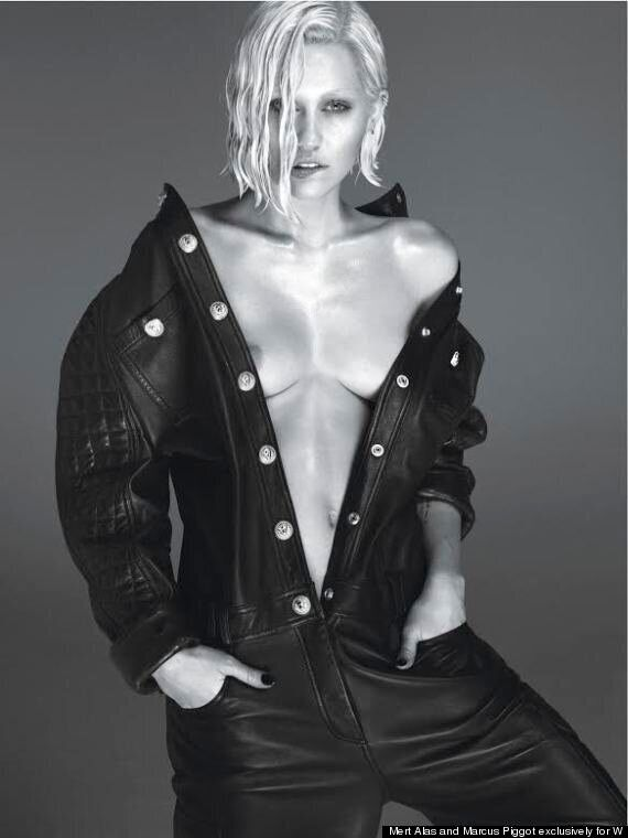 Miley Cyrus Looks Like Lady Gaga In Unrecognisable W Magazine Shoot (NSFW