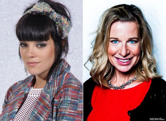 Lily Allen Hits Back At Katie Hopkins Over Pregnancy Weight