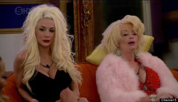 'Celebrity Big Brother': Lauren Harries Warned After Giving Tablets To Courtney