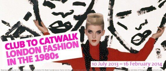 Club to Catwalk - 80s Fashion, Just Not as I Remember It   HuffPost Life