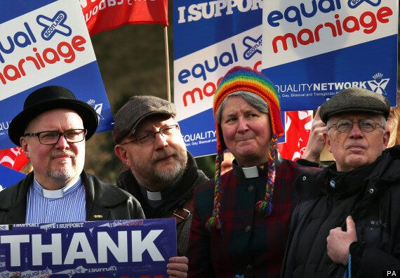 Scottish Parliament Passes Bill That Allows Same-Sex Couples To