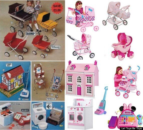 Gendered Marketing Perpetuates Stereotypes, Constrains Minds and Limits Our Children's
