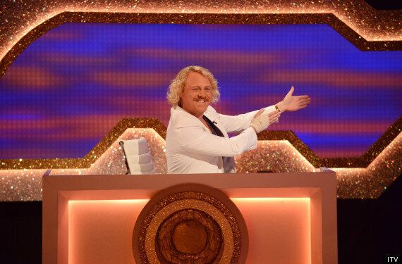 'Through The Keyhole' - Hit Or Miss With New Format Of Keith Lemon Replacing Loyd Grossman AND Sir David