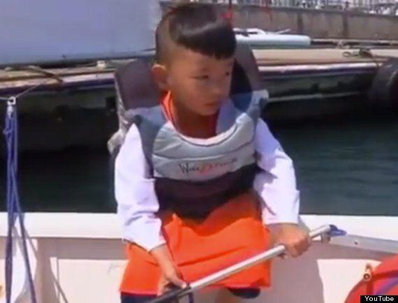 He Liesheng, Chinese 'Eagle Dad' Trains Son Duoduo 5, To Pilot
