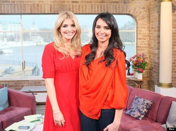 Christine Bleakley To Host 'This Morning' With Holly