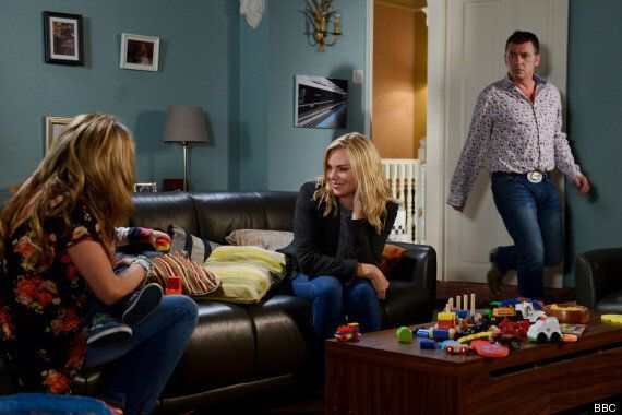 'EastEnders': Samantha Womack Returns As Ronnie Mitchell In First Look