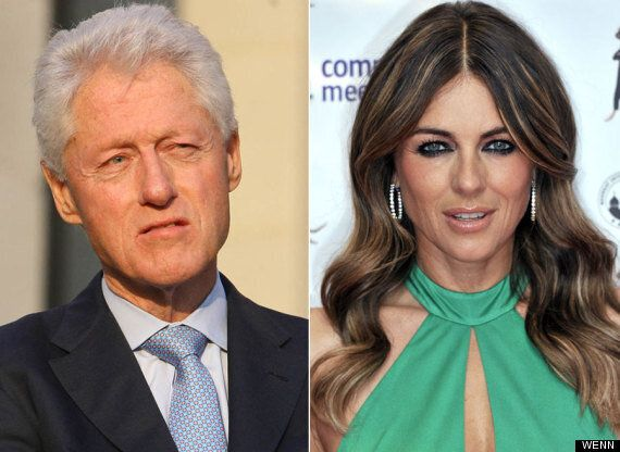 Liz Hurley And Bill Clinton Affair Allegations Are 'Not True' Says Actor Behind 'Ludicrously Silly'