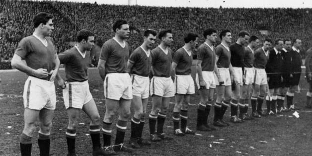 Munich Air Disaster: Manchester United Mark 56th