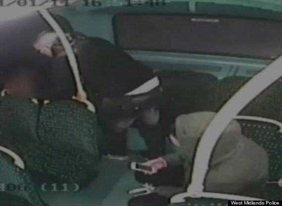 Birmingham Bus Passenger Pepper Spray Attack Caught On Camera (GRAPHIC