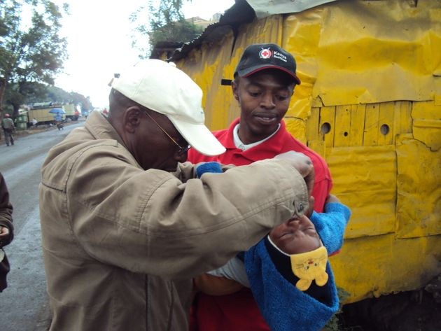 Polio Outbreak in the Horn of Africa: The Red Crescent/Red Cross Key to Vaccinating