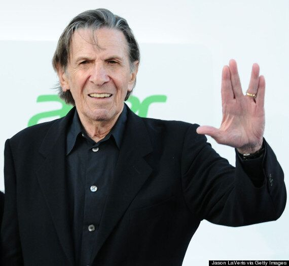 Leonard Nimoy, Star Trek's Spock, Diagnosed With Serious Lung
