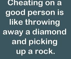 The Effects of Cheating on the Person You Cheat On