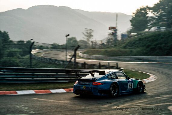 The Green Hell - Nurburgring 24