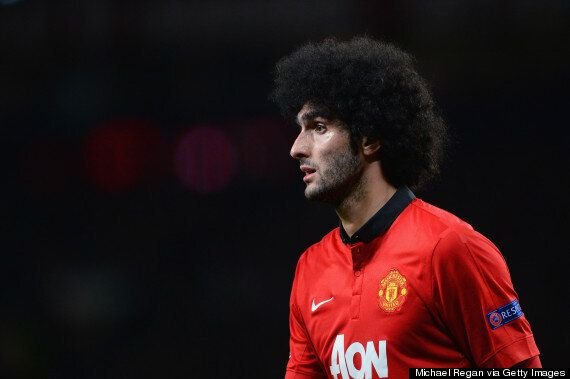 Manchester United Told To Sell Marouane Fellaini By Louis Van